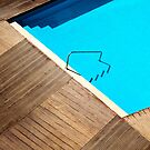 Pool Abstract by Simon Harrison