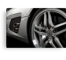 Mercedes SLR Stirling Moss Edition #9 Canvas Print