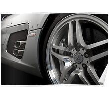 Mercedes SLR Stirling Moss Edition #9 Poster