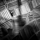 Stacked Abstract by Simon Harrison