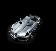 Mercedes SLR Stirling Moss Edition #13 by Stefan Bau