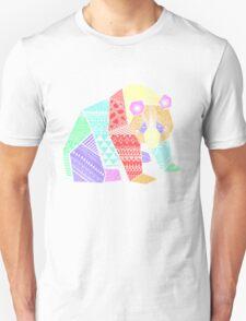 pattern panda T-Shirt