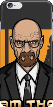I am The Danger Zone - Iphone Case #2 by TrulyEpic
