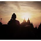indonesia - Borobudur temple by kennypepermans