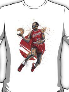 Michael Jordan Vector T-Shirt