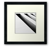 Librarian Abstract #2 Framed Print