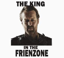 King in the friendzone by Leti Mallord
