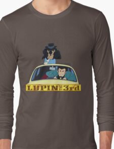 LUPIN The Third Long Sleeve T-Shirt