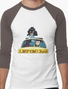 LUPIN The Third Men's Baseball ¾ T-Shirt