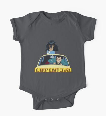 LUPIN The Third One Piece - Short Sleeve