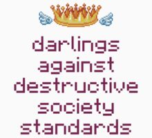darlings against destructive society standards by artemyths