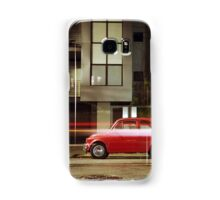 Little Red Car Samsung Galaxy Case/Skin