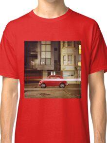 Little Red Car Classic T-Shirt