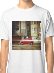 Little Red Car Classic T-Shirt