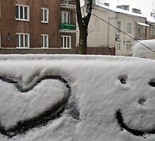 Smiley heart by ChrisNilsson