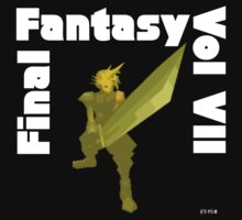Final Fantasy Vol 7 Kids Tee