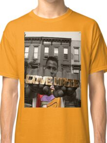 Radio Raheem - Love & Hate  Classic T-Shirt