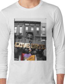Radio Raheem - Love & Hate  Long Sleeve T-Shirt