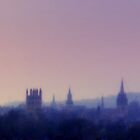 Oxford Spires by ChocChipCookie