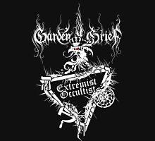 """Einheitsfront Sigil: """"Extremist Occultist"""" & Logo Unisex T-Shirt"""