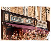 Breakfast In Chantilly © Poster