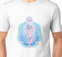 Axolotl Diver Unisex T-Shirt
