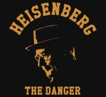 Heisenberg - The Danger by hunekune