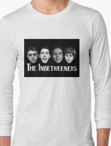The Inbetweeners Beatles Cover Long Sleeve T-Shirt