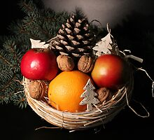 Christmas Greetings  by vbk70