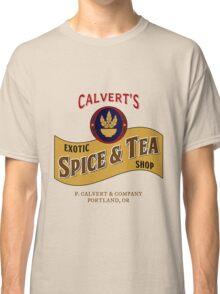 Calvert's Exotic Spice and Tea Shop Classic T-Shirt