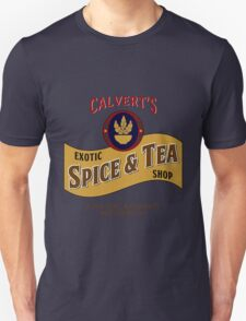 Calvert's Exotic Spice and Tea Shop T-Shirt