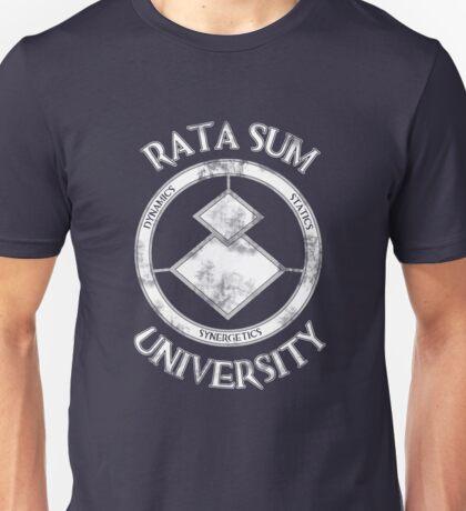Rata Sum University Unisex T-Shirt