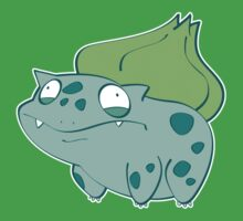Derpy Bulbasaur by azzasg