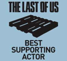 Best Supporting Actor - The Last of Us by TwinMaster
