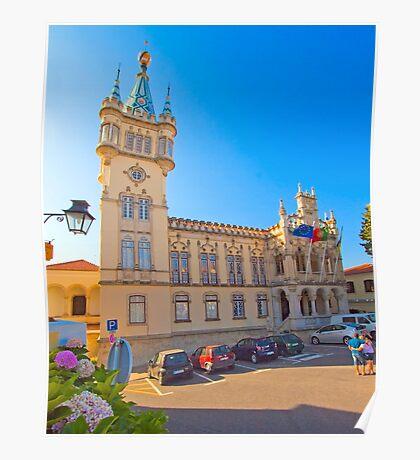 Câmara Municipal de Sintra Poster