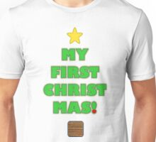 My First Christmas Tree  Unisex T-Shirt
