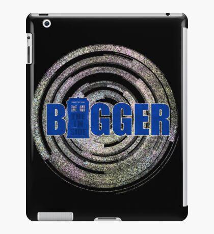 Bigger on the Inside iPad Case/Skin