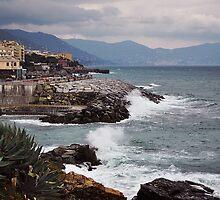 Genoa, Italy by Kristina Bychkova