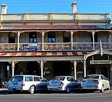 The Dan, North Adelaide by DaveLambert