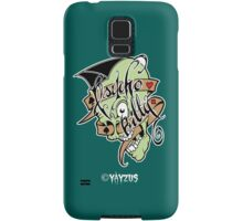 Psychobilly scolled Samsung Galaxy Case/Skin