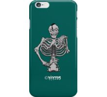 Psycho strings iPhone Case/Skin