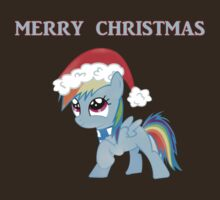 Merry Christmas Pony by seazerka