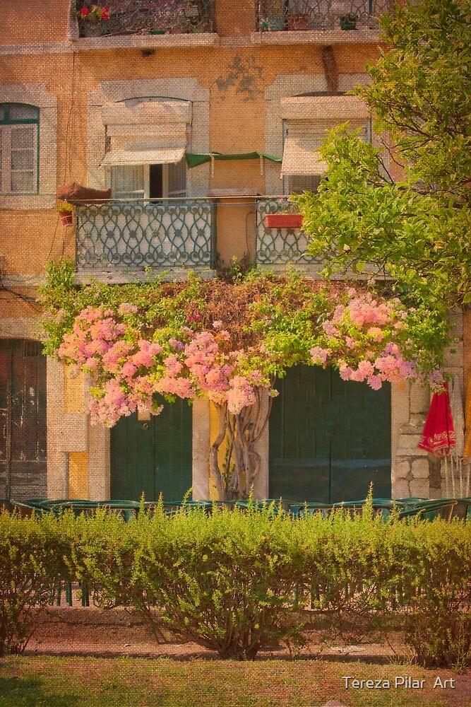 flower's house by terezadelpilar~ art & architecture