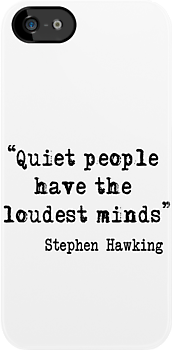 Quiet People by Irina Chuckowree