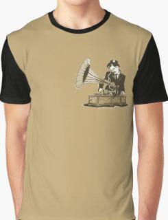 Gramophone Dj design Graphic T-Shirt