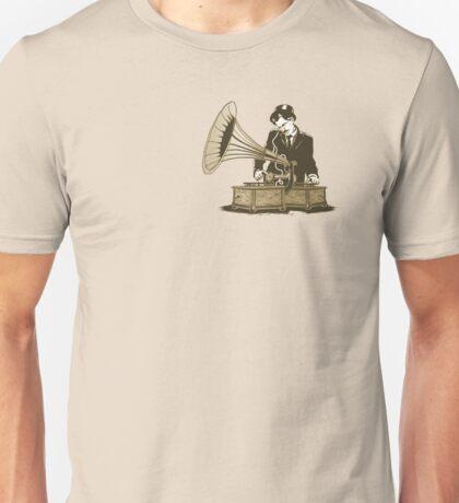 Gramophone Dj design Unisex T-Shirt