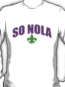 So Nola T-Shirt