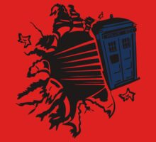 Doctor Who T-Shirts & Hoodies Kids Tee