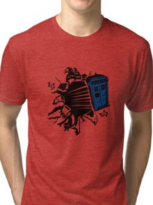 Doctor Who T-Shirts & Hoodies Tri-blend T-Shirt