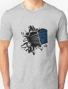 Doctor Who T-Shirts & Hoodies Unisex T-Shirt